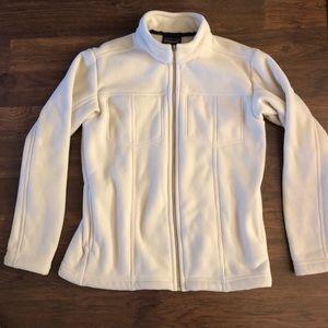 Patagonia Synchilla Full Zip Cream Jacket